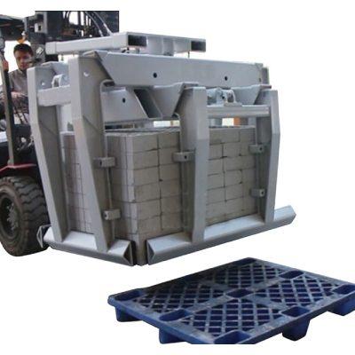 지게차 부착 콘크리트 블록 클램프 클래스 3 및amp;