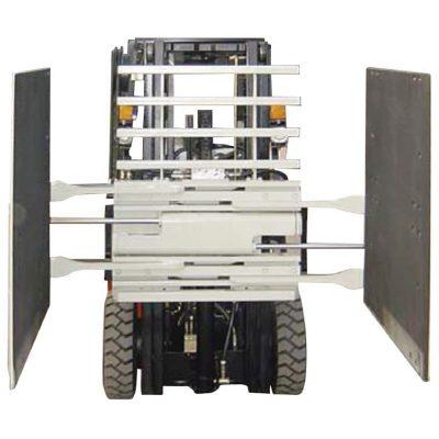지게차 부착 카톤 클램프 클래스 3 및 1220 * 1420 mm 암 크기