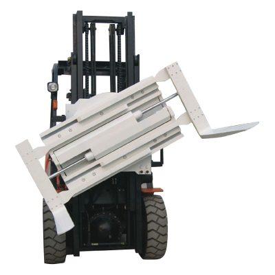 중국 공급자 3 톤 포크 리프트 트럭 죔쇠 회귀 포크 죔쇠