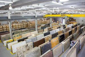 대리석 산업