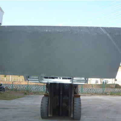 굴착기를위한 포크 리프트 OEM에 사용되는 고품질 좋은 물자 물통