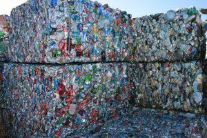 폐기물 포장