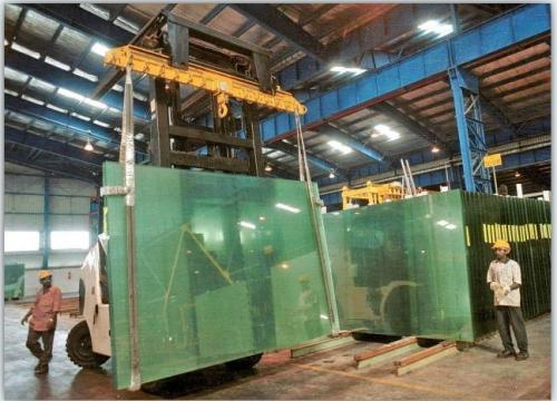 Attachment Use in Glass Industry